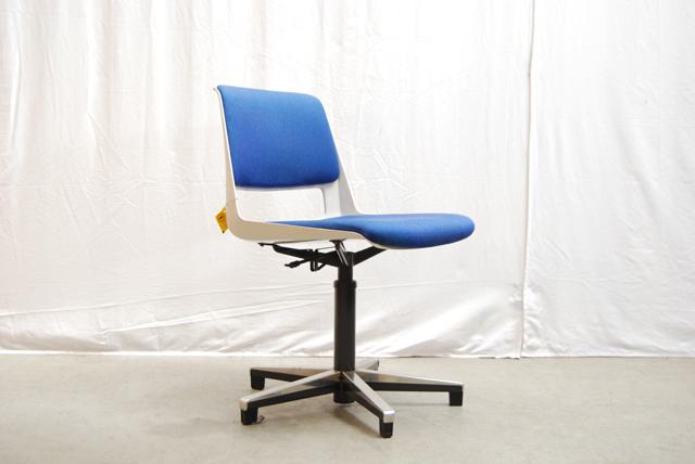 Originele Gispen Bureaustoel.Vintage Bureaustoel Met Originele Stoffen Bekleding Gispen De