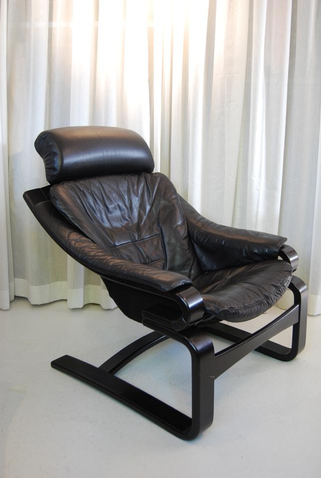 Scandinavische jaren 70 vintage lounge fauteuil zweden de gele etalage - De meest comfortabele fauteuils ...