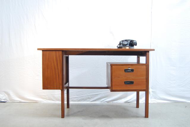 Mid century modern ingmar relling chairjpg bed mattress sale - Bureau design vintage ...