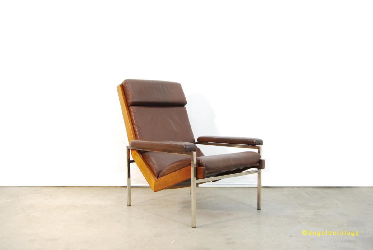 Design Fauteuil Gelderland.Jaren 60 Lotus Design Fauteuil Rob Parry Gelderland De