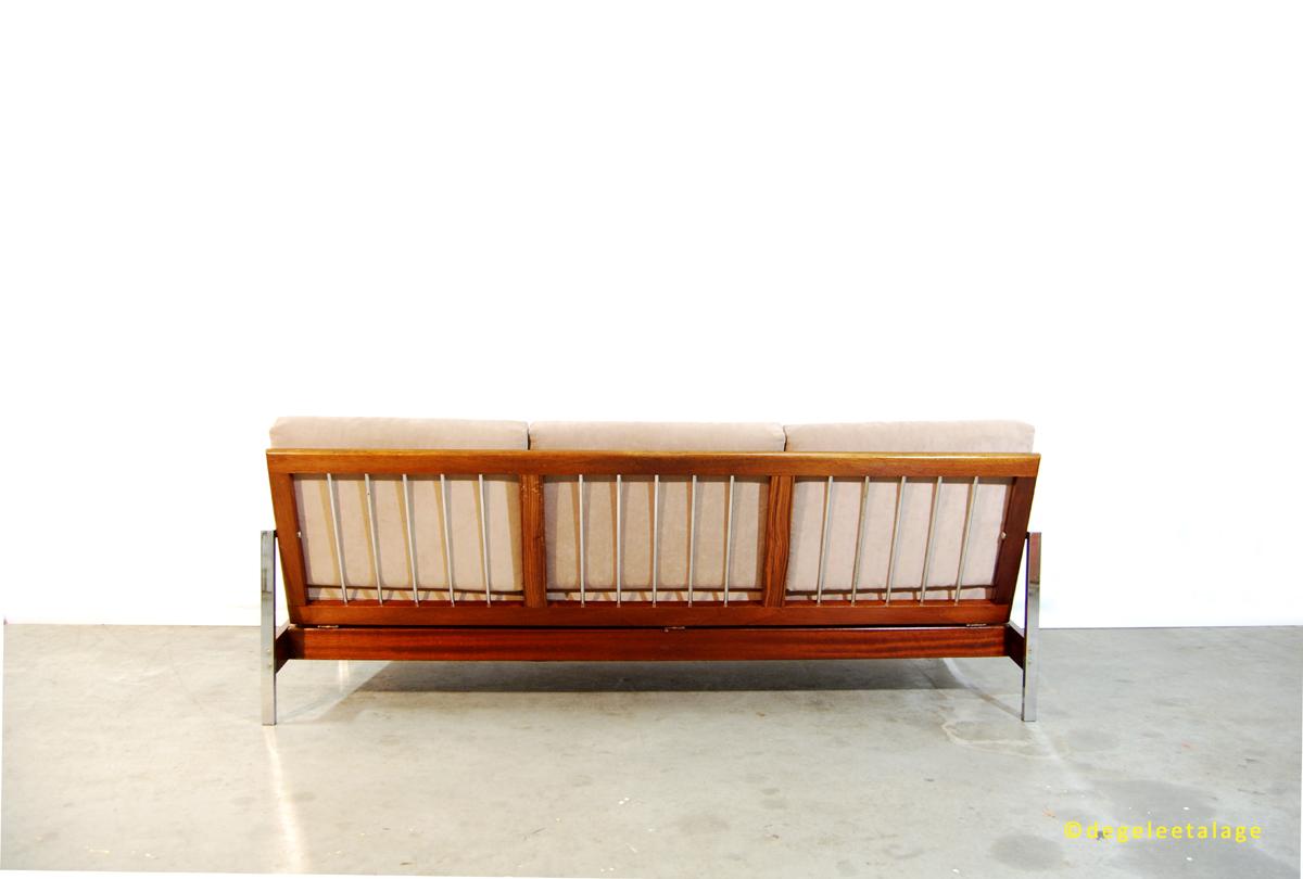 Topform Design Bank.Vintage Jaren 60 Design Sofa Bank Topform De Gele Etalage
