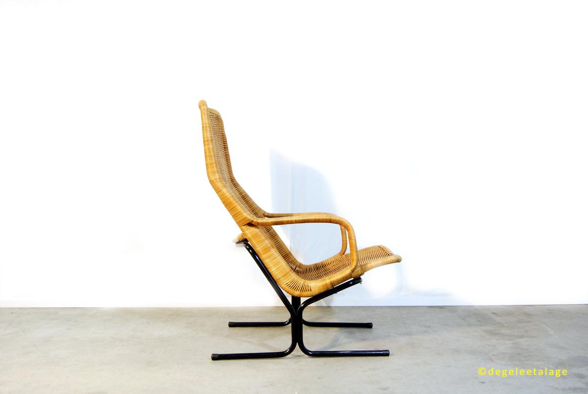 Dutch Design Fauteuil Gebr Jonkers Pastoe Jaren 60 Retro.Jaren 60 Vintage Design Fauteuil Dirk Van Sliedregt Gebroeders
