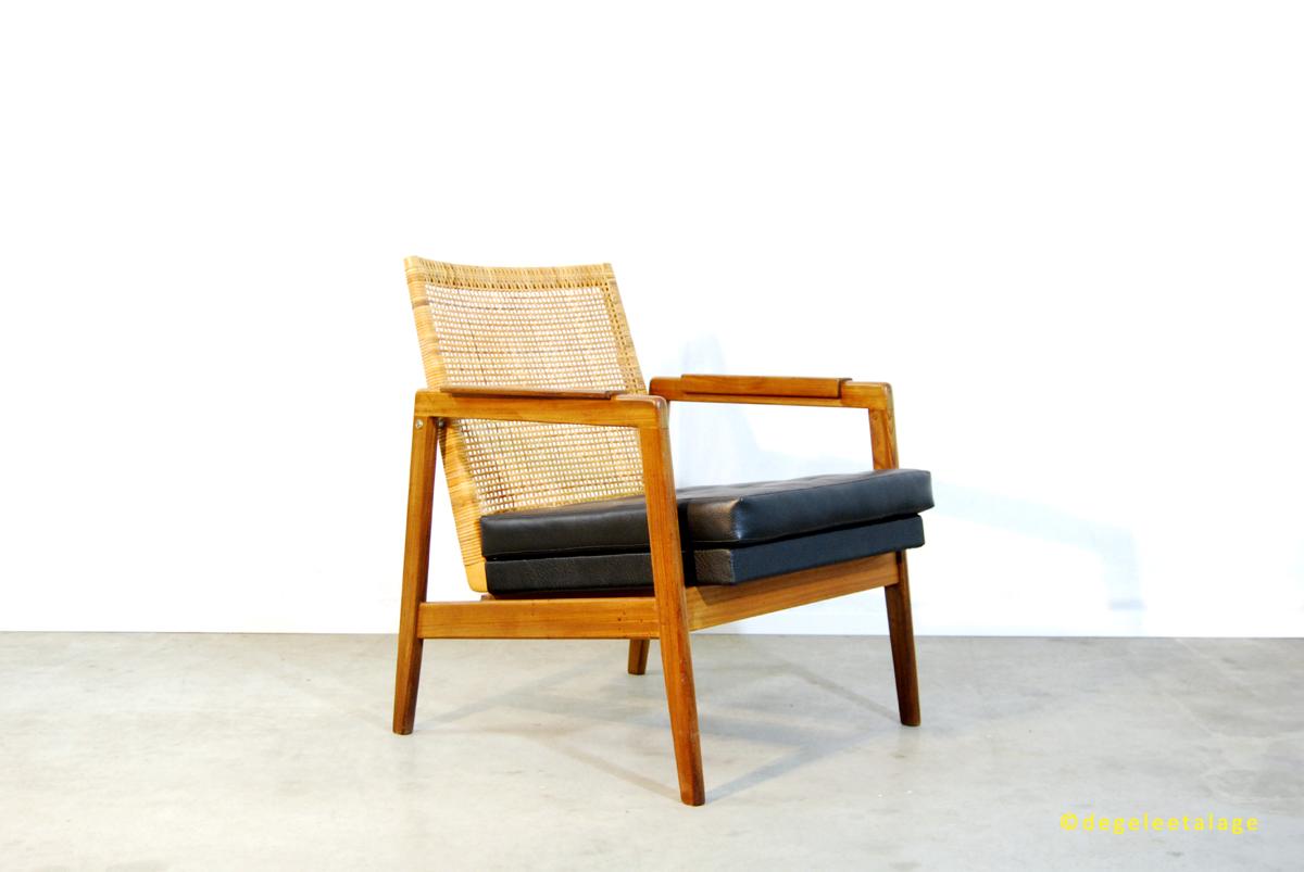 Jaren 50 Stoel : Jaren 50 fauteuil muntendam gebroeders jonkers dutch design