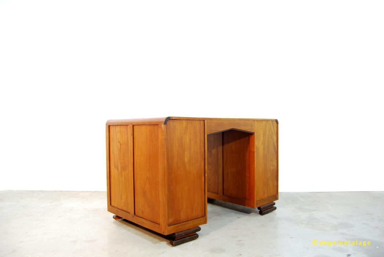 BU1703-03 DE GELE ETALAGE ART DECO