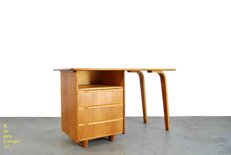 Vintage Eiken Design Bureau Cees Braakman Ums Pastoe