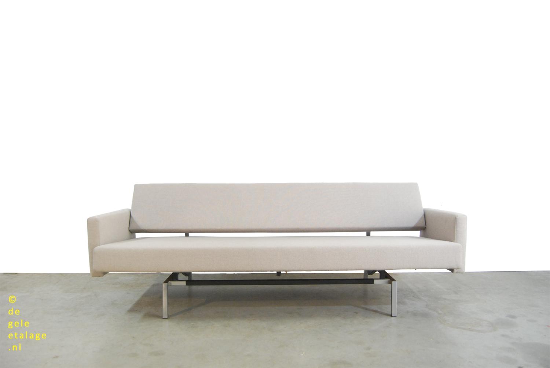 Mooie Witte Slaapbank.Vintage Sofa En Slaapbank Br33 Br43 Martin Visser Spectrum
