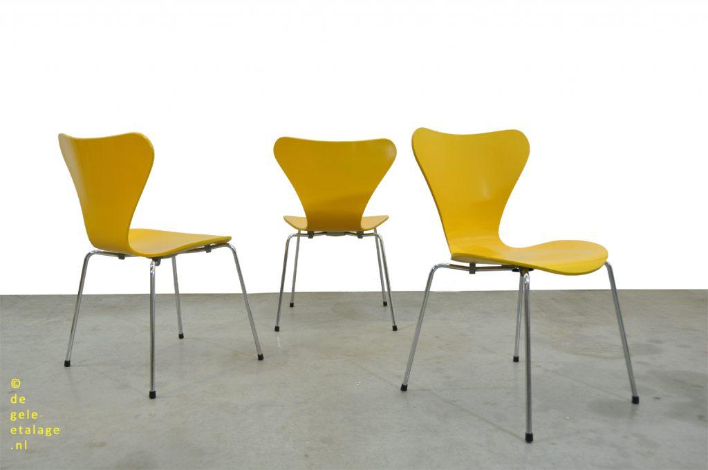 Vlinder Bureaustoel Arne Jacobsen.Arne Jacobsen Fritz Hansen Vintage Design Vlinderstoelen